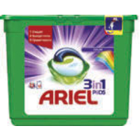 Средство для стирки в капсулах ARIEL, 3in1 pods, color, 23 шт.