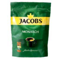 "Кофе растворимый ""JACOBS MONARCH"", 70 г"