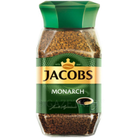 Кофе растворимый JACOBS MONARCH, 190