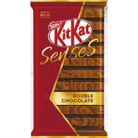 "Шоколад ""Kit Kat"" Senses Double Chocolate 112 г"