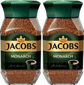 Кофе Jacobs Monarch раст., 95 г