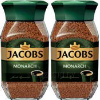 1+1 Кофе Jacobs Monarch раст., 95 г