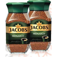 Кофе Jacobs Monarch раствор. 190 г