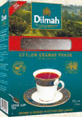 Чай Dilmah Ceylon Orange Pekoe, 250г