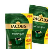 Кофе Jacobs Monarch 400 г молот. для турки