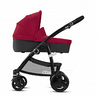 Коляска 2 в1 (by Cybex) Leotie Pure Crunchy Red CBX
