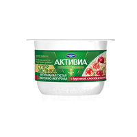 Биойогурт Активиа ActiRegularis, в ассорт., 4% 130 г