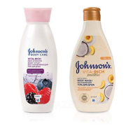 JOHNSON'S Vita Rich Body Care Гель для душа, 250 мл