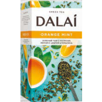 "Чай ""DALAI"" Orange Mint 25 пак."
