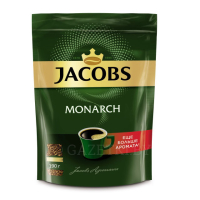 Кофе растворимый JACOBS MONARCH, 190 г