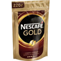 Кофе растворимый Nescafe Gold 150 г