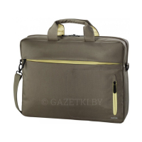 Сумка для ноутбука HAMA Marseille Style Notebook Bag 15.6 (Brown-Yellow)