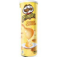 Чипсы PRINGLES, cheesy cheese, 165 г