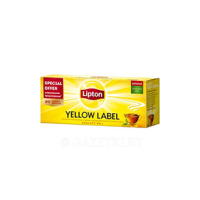 Чай LIPTON YL Royal Ceylon черн., 25 пак., 50 г