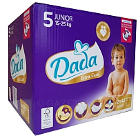 Подгузники Dada Extra Care Junior Box 5 (84шт)