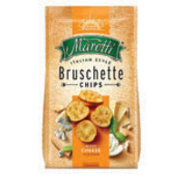 Сухарики BRUSCHETTE, mixed cheese, 70 г