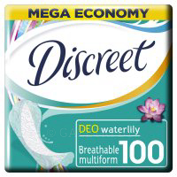 "Жен.г/пр.""DISCREET DEO WAT.LILY""100"