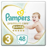 "Подг-тр""PAMPERS""Prem Care Midi 6-11кг 48"