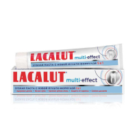 LACALUT Multi-Effect Зубная паста, 75 мл