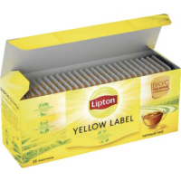 "Чай ""Lipton"" Yellow Label, 25 пак"