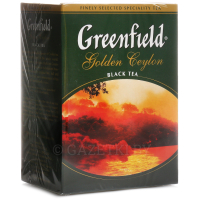 Чай «Greenfild» Golden Ceylon 100 г