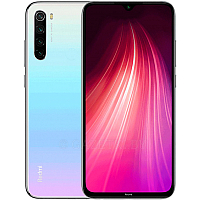 Смартфон Xiaomi Redmi Note 8 4GB/64GB Moonlight White