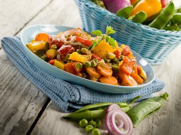 Быстро и просто приготовить овощи